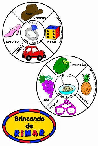 O QUE RIMA (colorido) - Iara Medeiros - Álbuns da web do Picasa