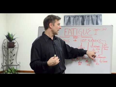 Are You Fatigued? Find out the underlying real cause! -Dr. Eric Berg DC discusses the underlying root causes of tiredness, fatigue or a loss of energy. There are many causes, that most people incorrectly treat directly with all sorts of stimulants. Watch the video to find out the cause of your fatigue.