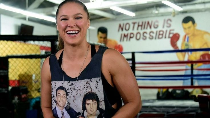 Ronda Rousey Picked Apart By Boyfriend Travis Brownes Estranged Wife