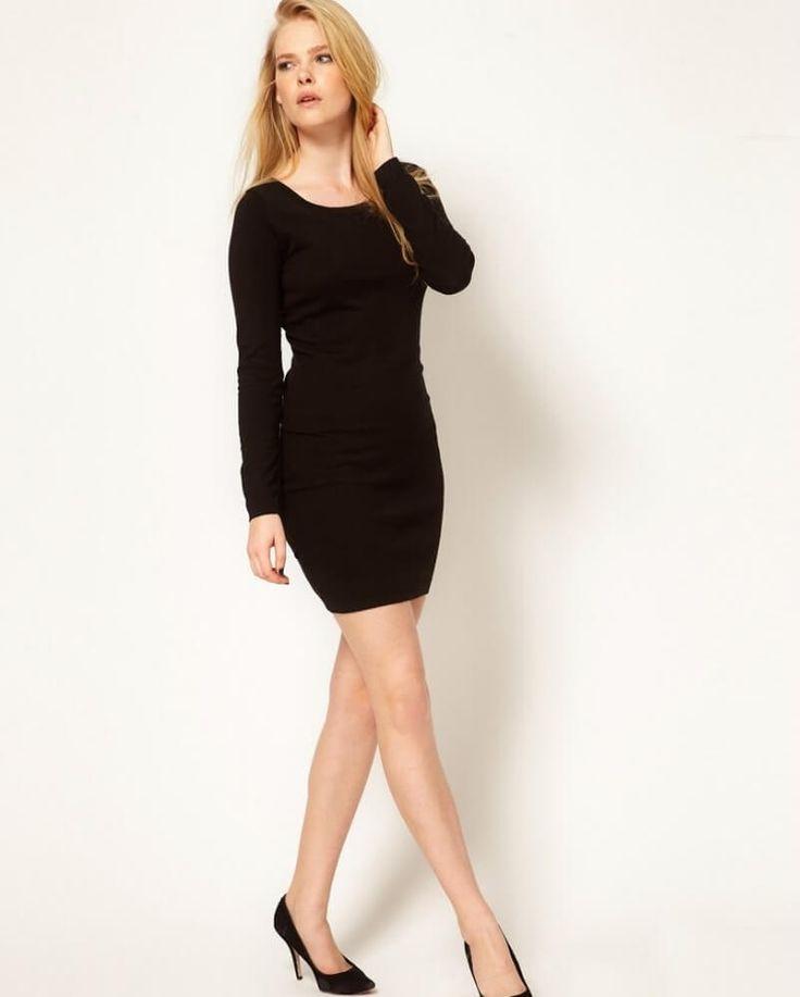 Черные платья с длинным рукавом, новые коллекции на Wikimax.ru Новинки уже доступныhttps://wikimax.ru/category/chernye-platya-s-dlinnym-rukavom-otc-34837