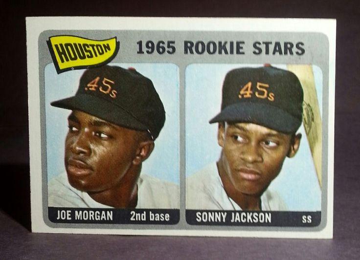 1965 Topps Joe RC Rookie Card 16 NEAR MINT