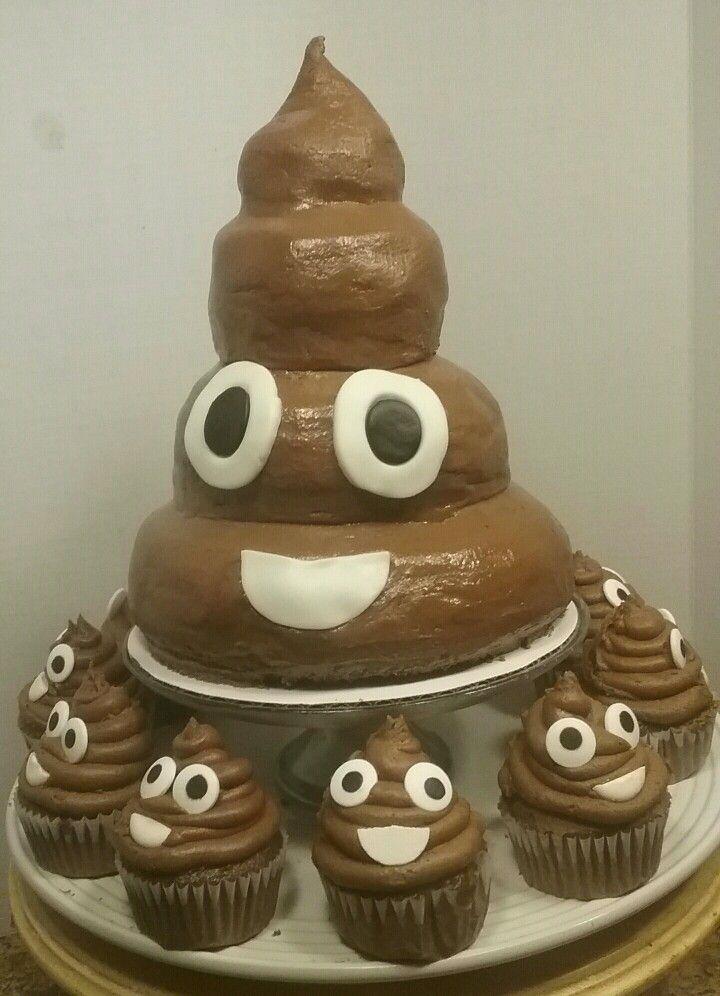 Best 25 Poop Cake Ideas On Pinterest Emoji Cake Emoji