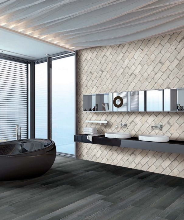 64 best images about tegelhuys badkamer tegels tiles on pinterest - Deco hal originele badkamer ...
