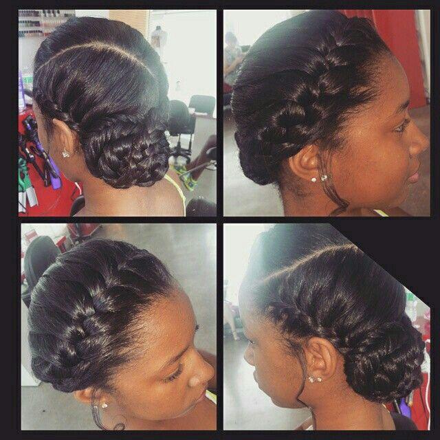 294 best braids images on Pinterest | Black girls ...
