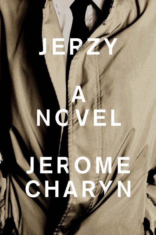 Jerzy by Jerome Charyn design by Alban