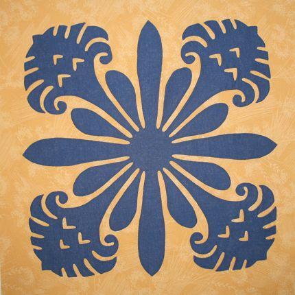 744 best Hawaiian quilt blocks images on Pinterest | Mandalas ... : free hawaiian quilt patterns - Adamdwight.com