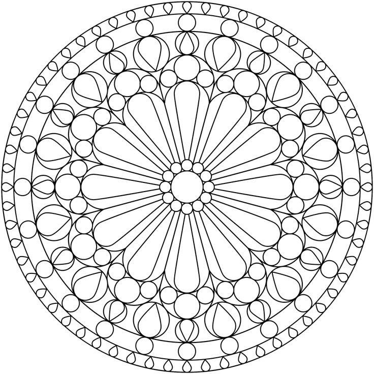 1000+ images about mandala art on Pinterest | Mandala Coloring ...