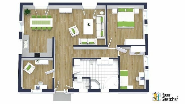 132 best home building with roomsketcher images on for Home builder interactive floor plans