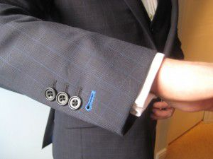 Bespoke tailored suits
