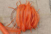 How to Make deco mesh wreaths | Miss Kopy Kat: How To Make A Deco Mesh Pumpkin | Wreaths