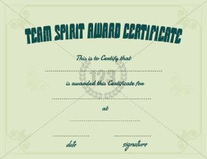 39 best award certificate templates images on pinterest award award certificates template certificate templates yelopaper Image collections