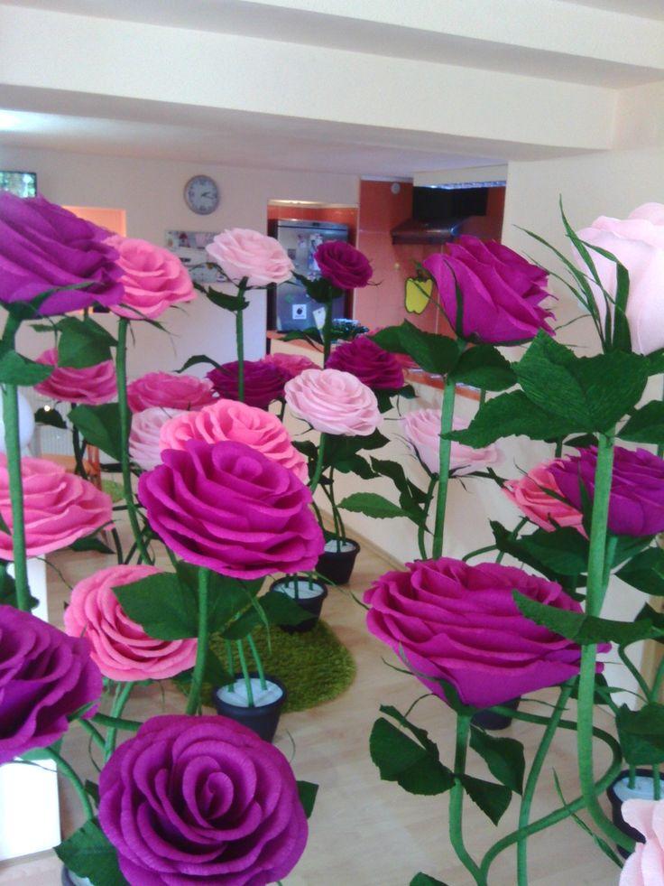 Flori pentru sala de nunta