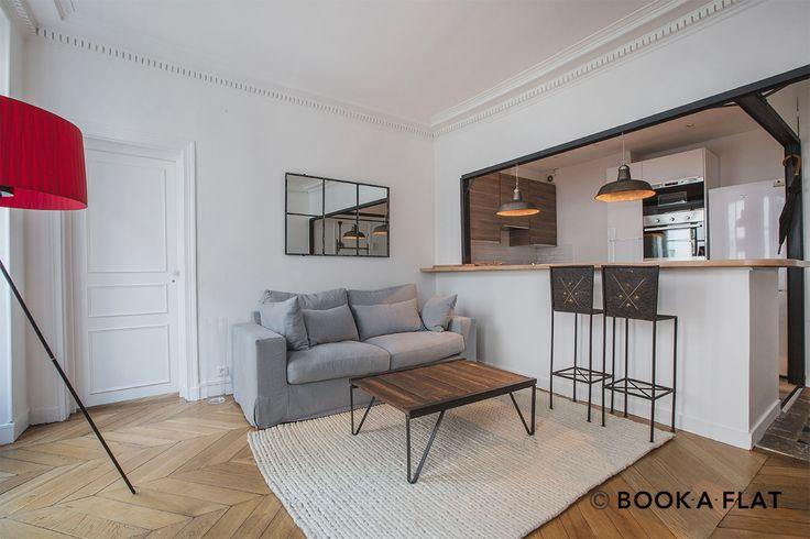 Location appartement meublé Rue d'Alger, Paris | Ref 10351