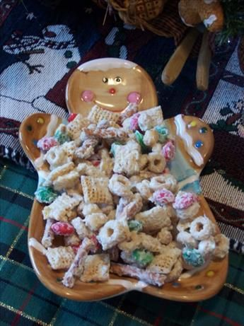 """Christmas Trash: """"The best Christmas snack you'll ever try---everyone starts asking for it weeks before Thanksgiving."""" -CalicoCandy"""