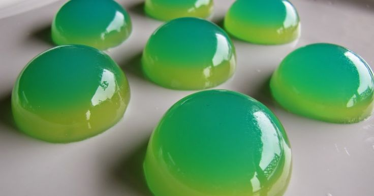 To help you get through humpday Wednesday, I'm sharing these fabulous Blue Hawaii Jelly Shots. I recently found a fun blog called Je...