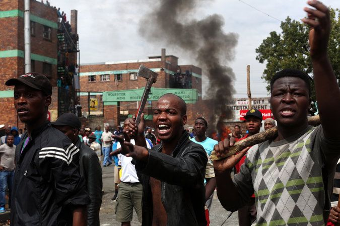 South Africa Moves to Quell Anti-Immigrant Violence - NYTimes.com
