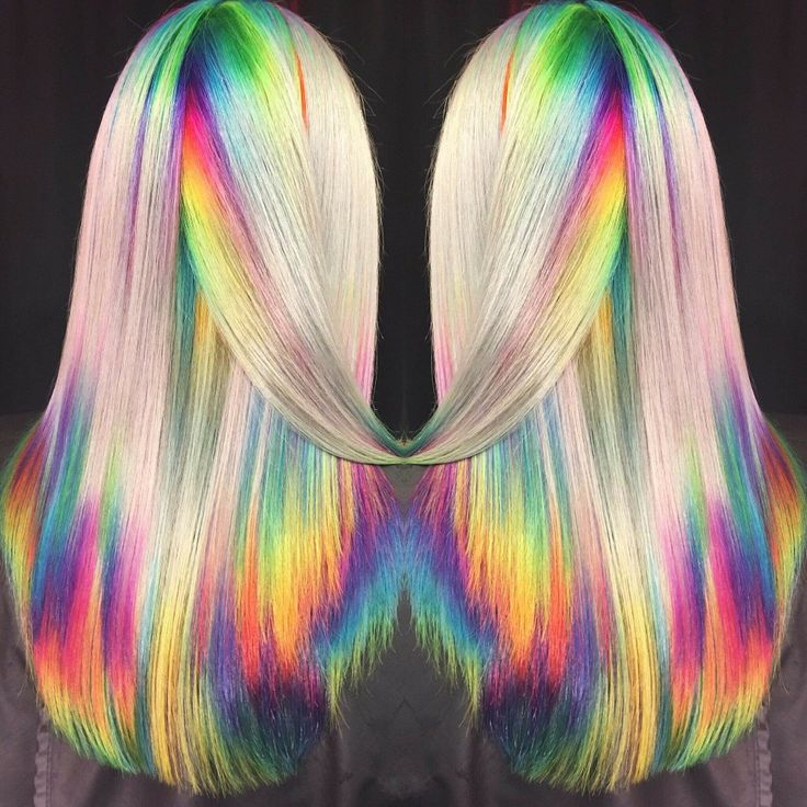 Rainbow interrupted by Ursula Goff