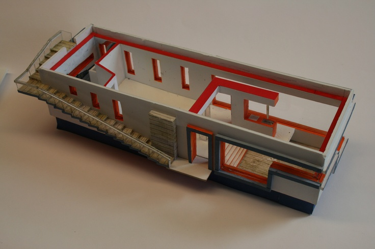 2e jaar woonboot project cibap interieur opleiding zwolle for Interieur design opleiding hbo