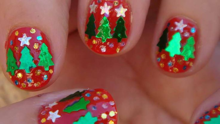 28 Winter Nail Arts
