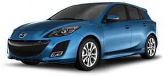 It's silly how stuck I am on Mazda3 hatchbacks
