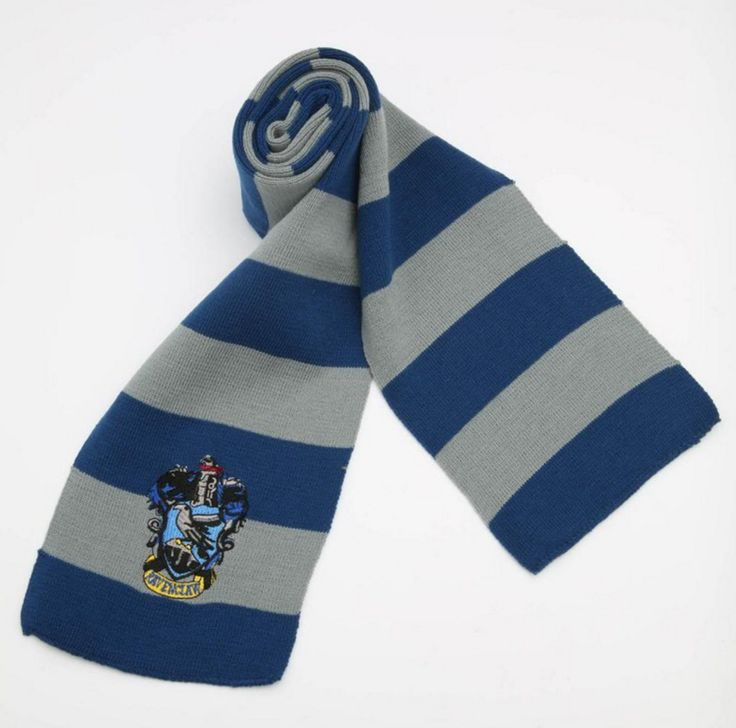 HP - Rugby Striped Knit Scarf