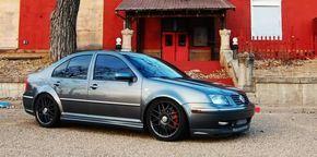 VW Jetta: 2005 Jetta GLI 1.8t|Forum Volkswagen Bora. Going to get my wheels to look like this.