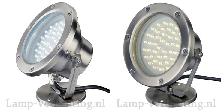 LED Tuinverlichting Edelstaal