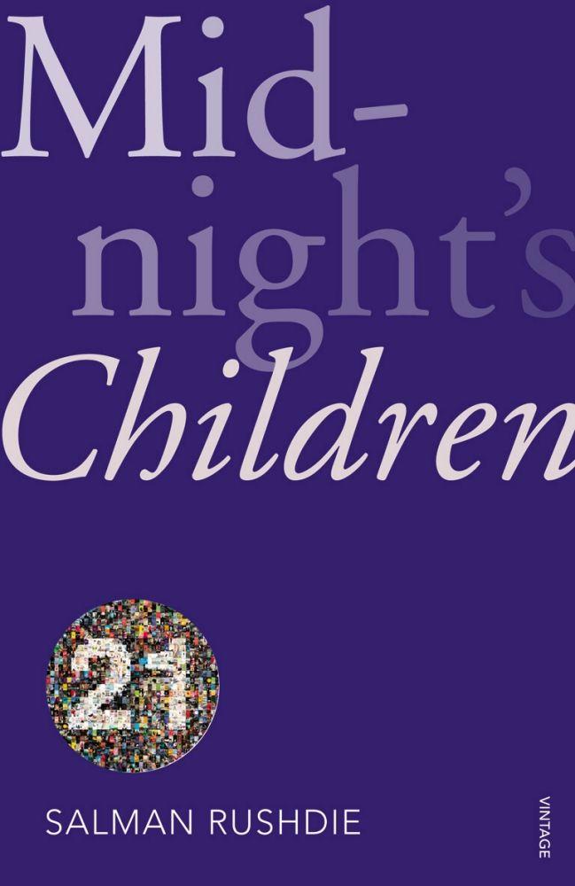 Midnight's Children, Vintage 21 by Salman Rushdie
