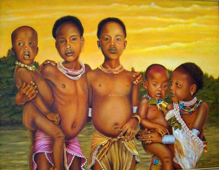 familia de Negritas