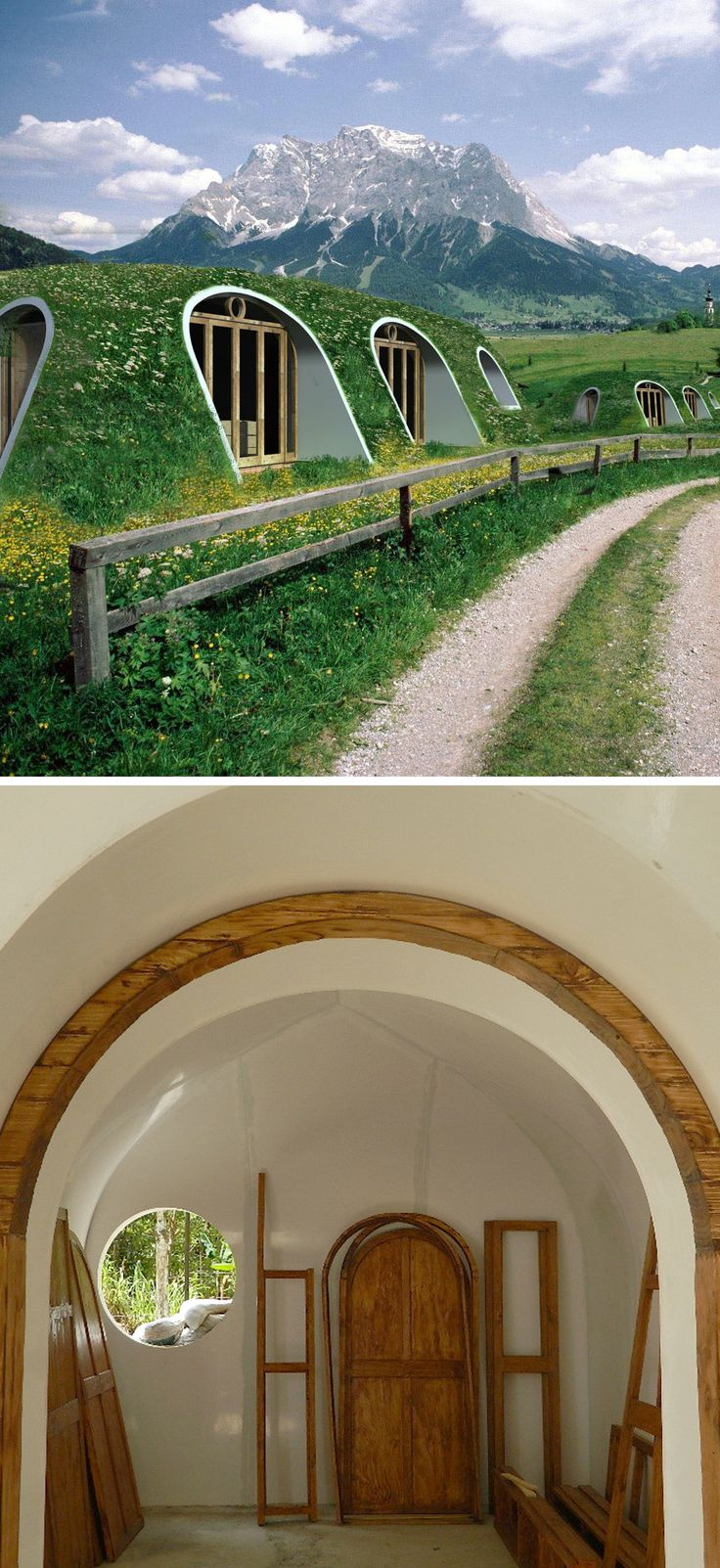 Houses Built Underground 160 Best Hobbit Holes Images On Pinterest Hobbit Home Cob