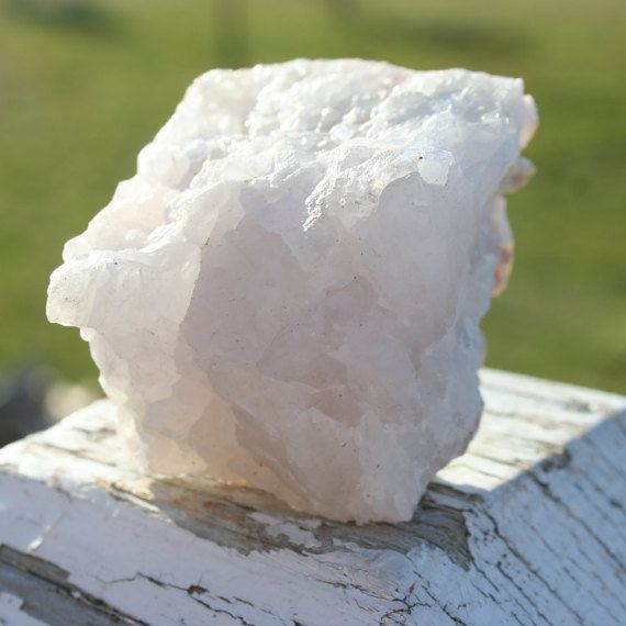 Chunk of Quartz Crystal From Bay Of Fundy by InDarknessDesigns