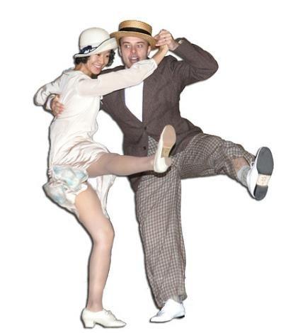 Танец чарльстон костюмы