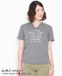GOOD WEAR [グッドウェア] Vネック 半袖 Tシャツ 3色