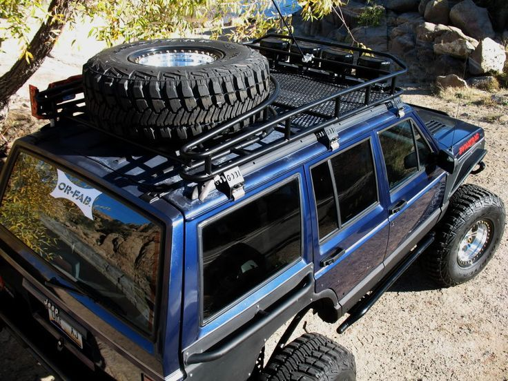 Jeep 2017 Jeepys 1996 XJ Expedition Rig — NAXJA Forums