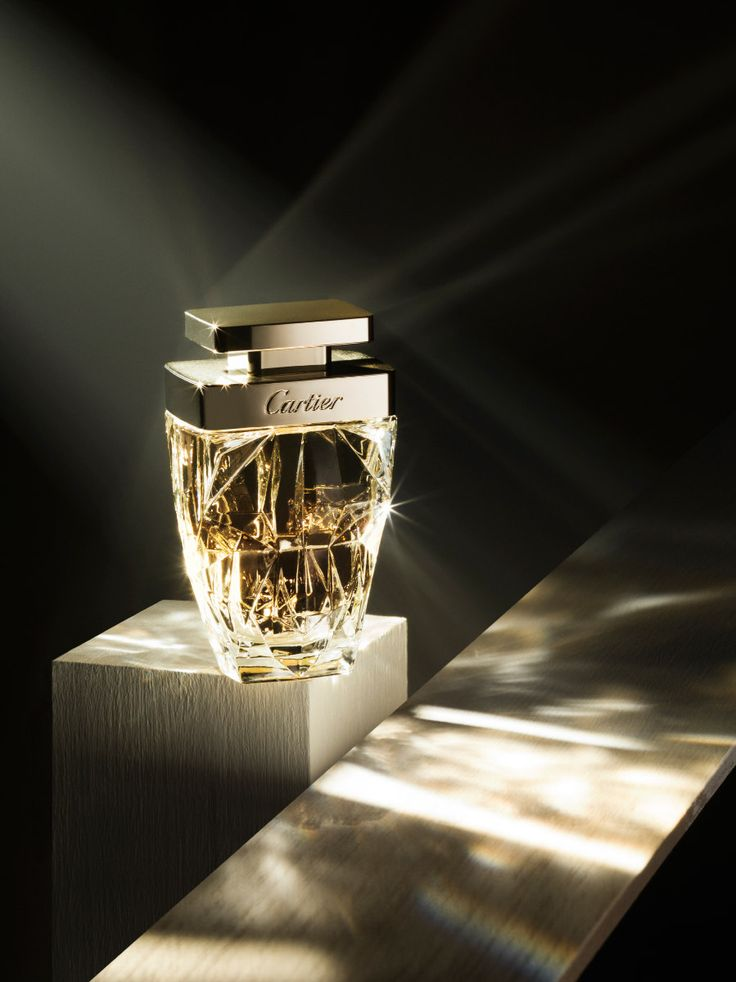 Ian Dingle Photographer Still life Cartier Lighting Perfume