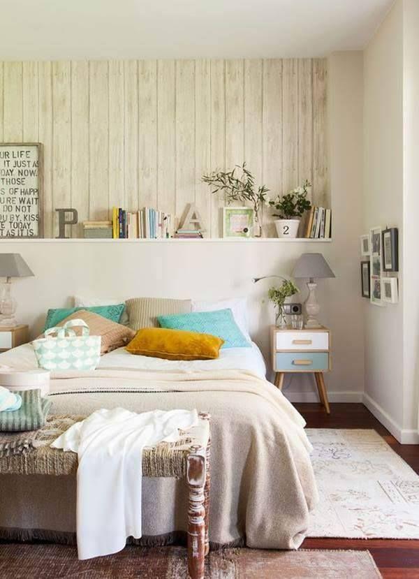 Decoración de dormitorios para dos
