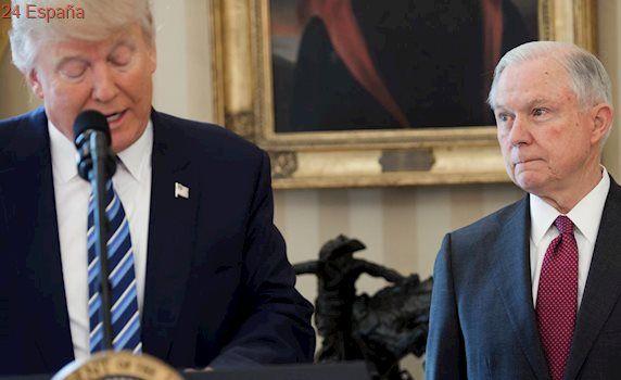 Trump avisa al investigador de la trama rusa por rastrear su imperio