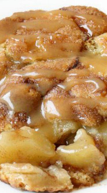 Bisquick Apple Cake Easy