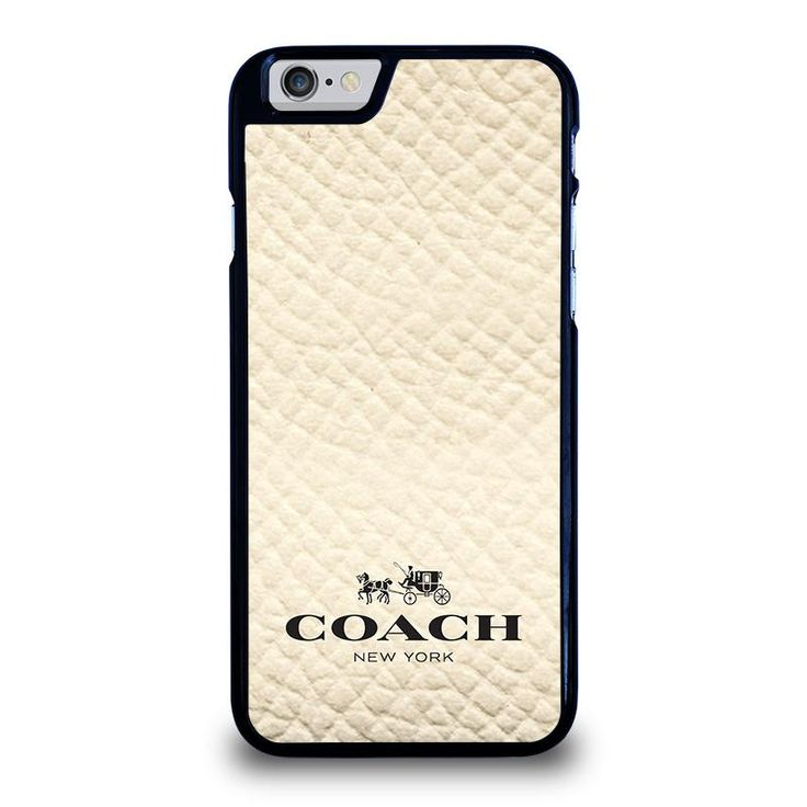 COACH NEW YORK WHITE iPhone 6 / 6S Case - Best Custom Phone Cover Cool Personalized Design – Favocase