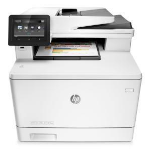 HP Color LaserJet Pro MFP m477fdw - Photo courtesy of HP