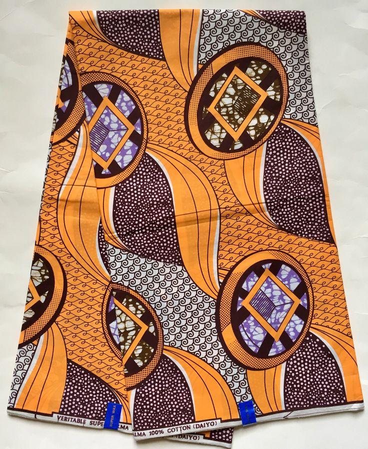 Conosciuto Oltre 25 fantastiche idee su Tessuti africani su Pinterest  FE62