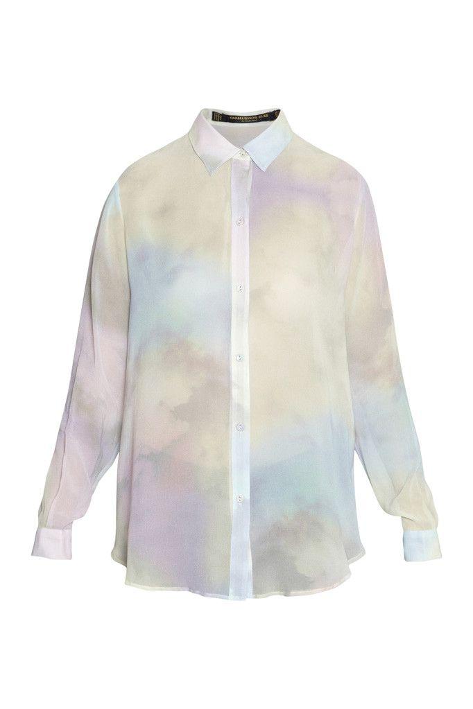 Rainbow Cloud Shirt – Something Else