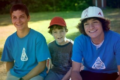 Pour les garçons de 16 à 17 ans rêvant de devenir moniteurs au camp Trois-Saumons!