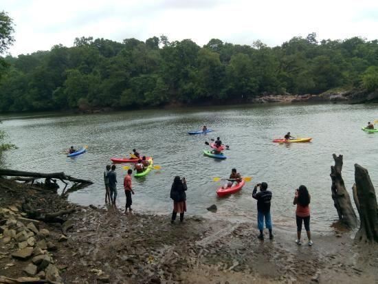 Dandeli To Host State's First Kayaking Fest In June >>>  #WaterSports, #Dandeli, #Kayaking