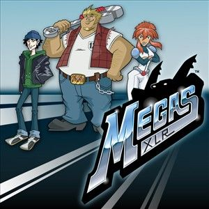 BEST: Megas XLR (one of Cartoon Network's lost classics with one of the best pilot episodes, Megas XLR is a treat for any anime dog to enjoy. What with its parodies, intelligent comedy, and top notch performances from David DeLuise (son of Bluth veteran Dom DeLuise), and Steve Blum and Wendee Lee of the Cowboy Bebop fame, it must be seen in order to be believed)