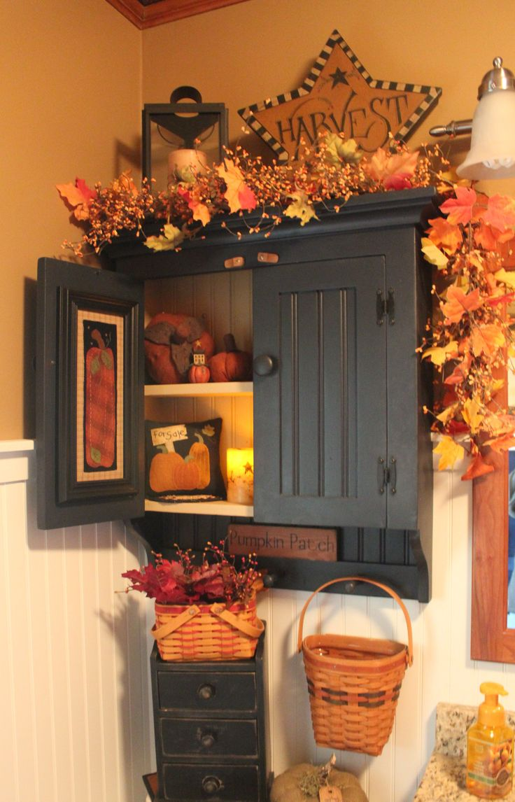 17 best ideas about country fall on pinterest fall for Harvest decorations for the home