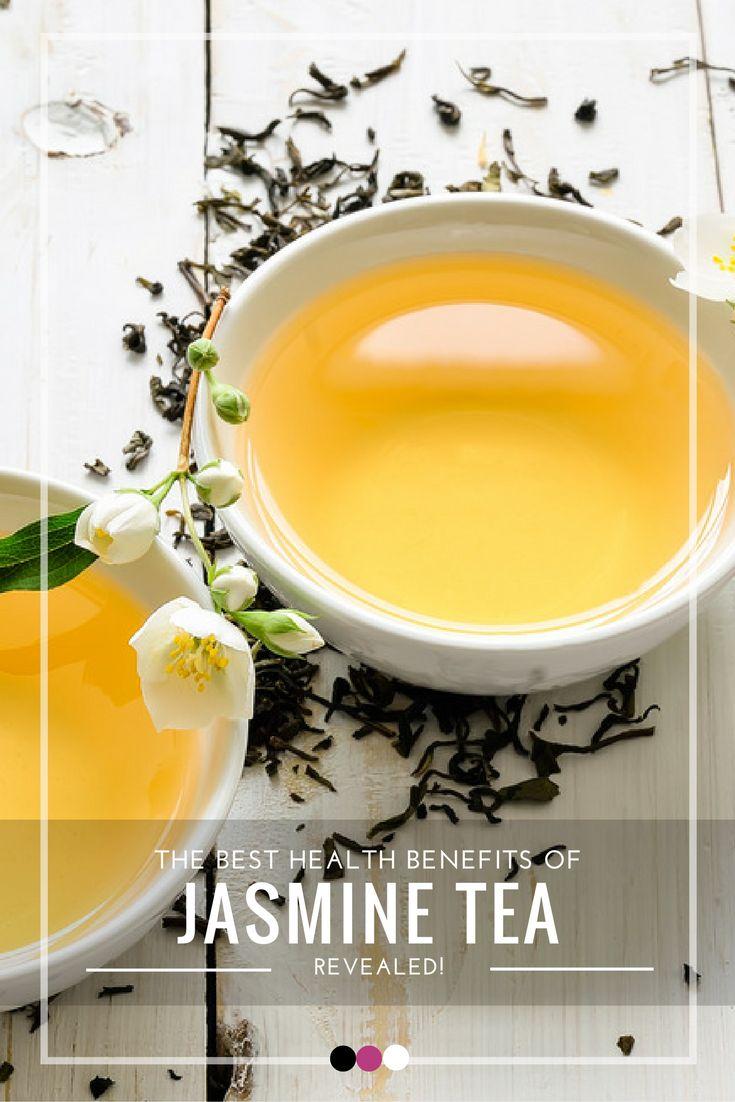 Understanding how jasmine tea benefits the body!