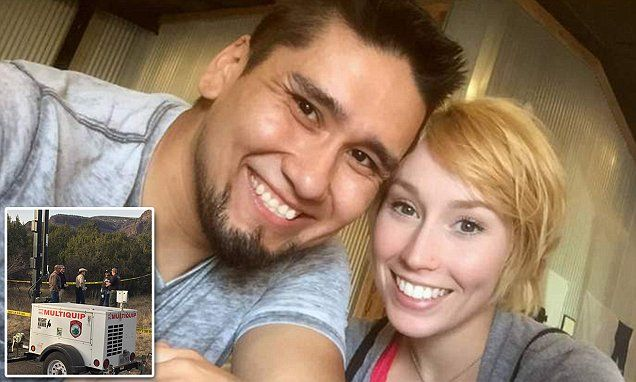 TEXAS... Human remains found may be missing   Texas student ZUZU RENEE VERK who was last seen going on a date with her boyfriend ROBERT FABIAN who is a person of interest | Daily Mail Online