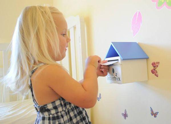 Dear Little Letterbox - you've got mail!