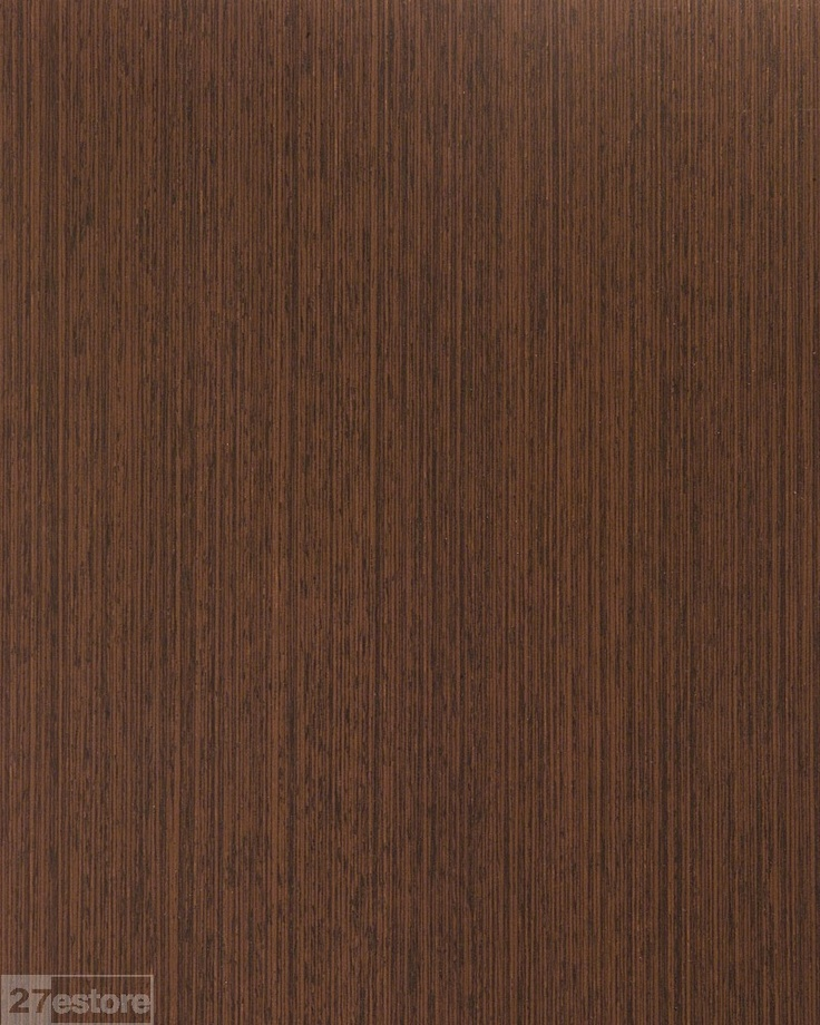 Wenge Straight Grain Veneer Sheet 4x8 Wall Panels For